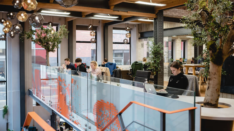Colony - UK shared office space