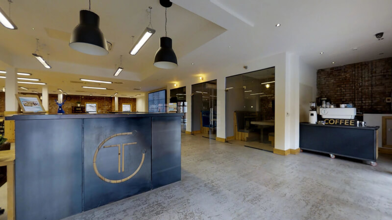 Tramshed Tech Cardiff - UK shared office space