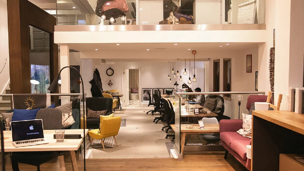 Shared offices in london - Idea Space Battersea