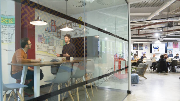 Shared offices in london - Work life Camden