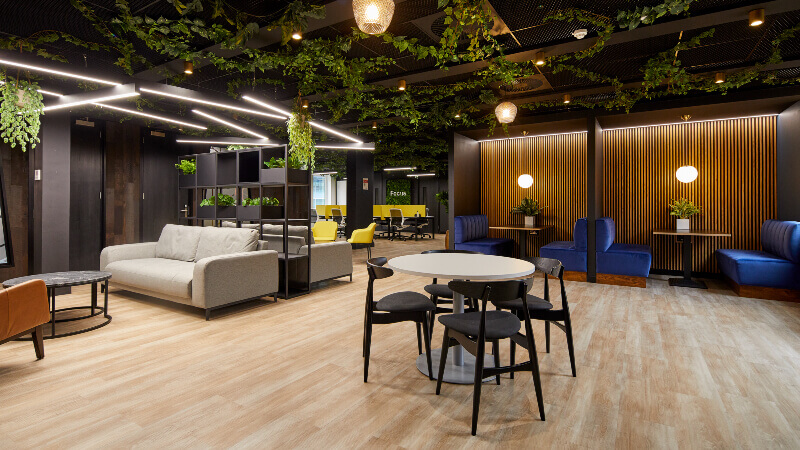 Incspaces Leeds - UK shared office space
